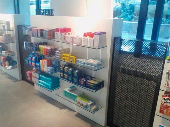 empresa de reformas en pamplona farmacia