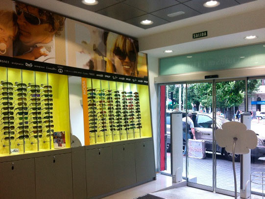 reformas en pamplona optica