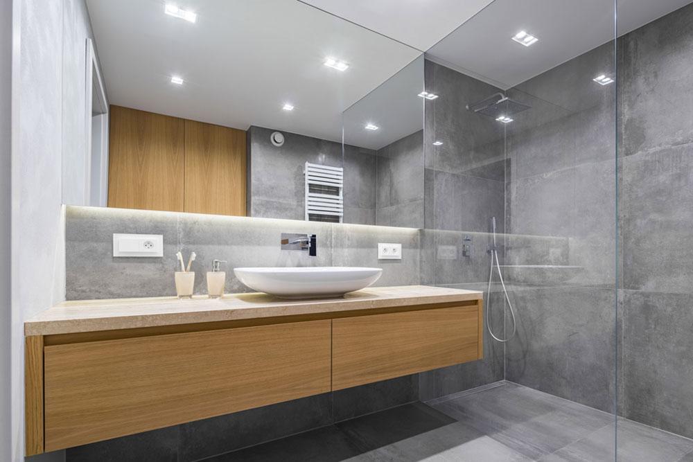 Reforma de baño pequeño para aprovechar el espacio